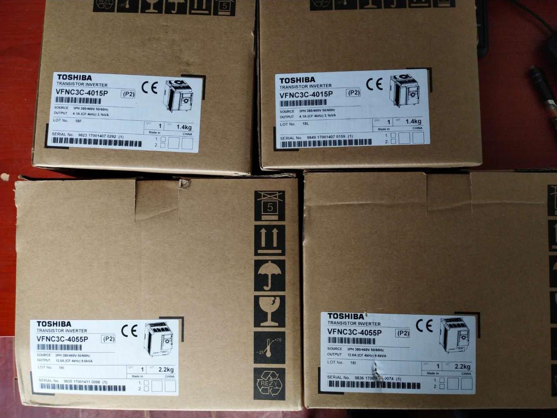 TOSHIBA东芝VFNC3C-4022P变频器 6