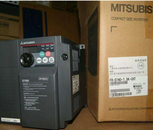 三菱变频器FR-D700系列FR-D740-3.7K-CHT 2