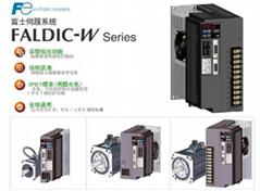 FUJI富士ALPHA5 Smart  富士伺服機電及驅動系統