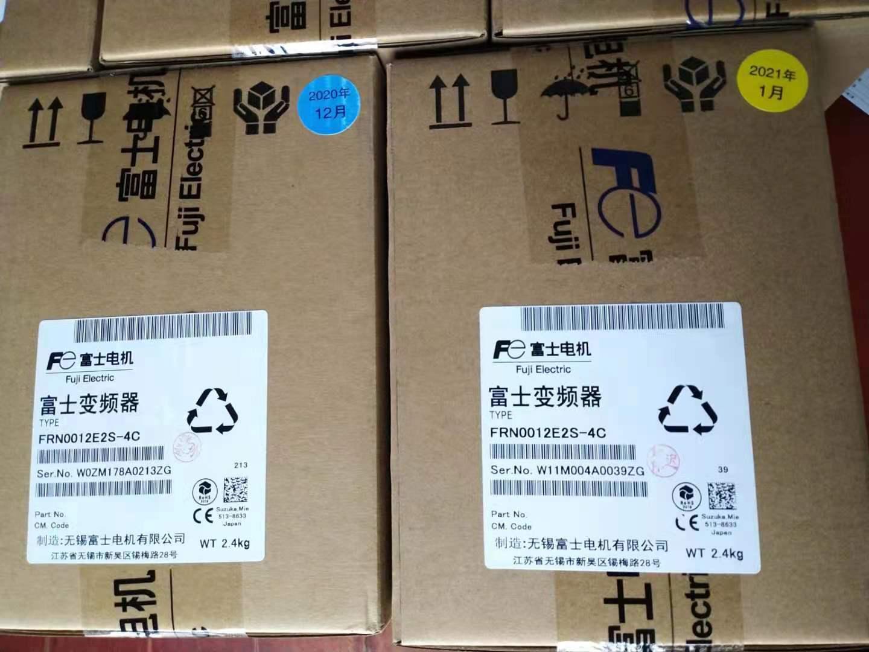 富士FUJI FRENIC-ACE 系列 FRN0059E2S-4C变频器 3