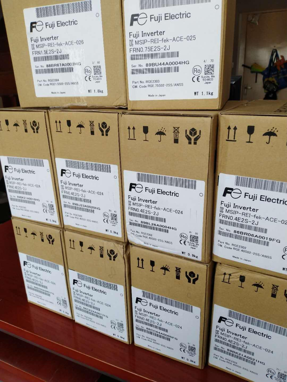 富士FUJI FRENIC-ACE 系列 FRN0059E2S-4C变频器 4