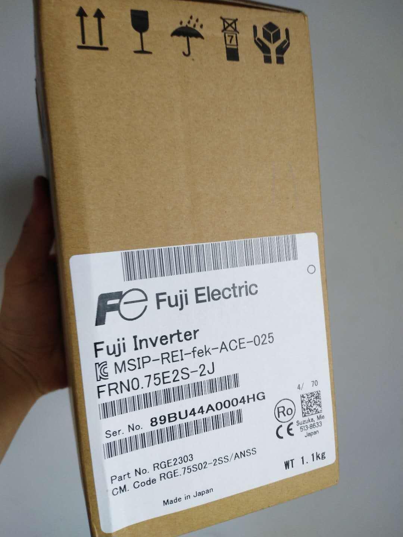 富士FUJI FRENIC-ACE 系列 FRN0059E2S-4C变频器 5