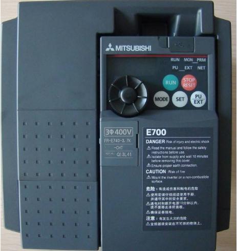 Mitsubishi FR-E740-3.7K-CHT变频器 1