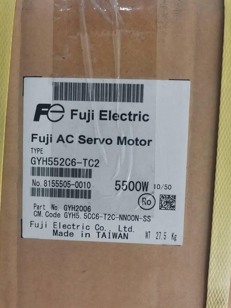 FUJI GYH202C6-TC2-B 富士伺服电机 8