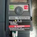 TOSHIBA VF-NC3C(PLUS) 3PH-380/460V-2.2KW