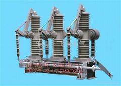 ZW32-24/1250-20户外高压真空断路器