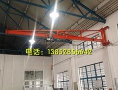 BX型墙式悬臂起重机