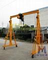 供应MH型电动葫芦门式起重机 2