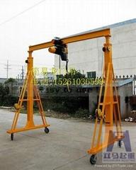 供应MH型电动葫芦门式起重机