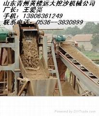 青州黃樓專業製造鐵粉提取設備