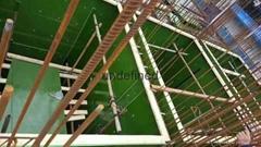 覆塑建筑模板