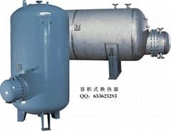 容積式熱交換器