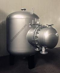 水水容积式换热器