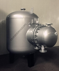 水水容積式換熱器