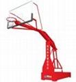 慈溪籃球架 5
