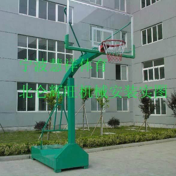 寧海籃球架 1