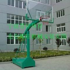 寧海籃球架