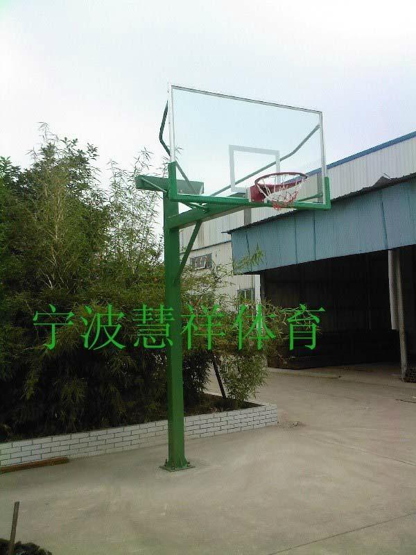 奉化籃球架 3