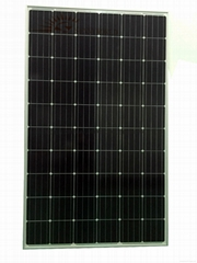 A grade cell 250W monocrystalline solar panel pv module