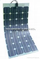 90w~200w Flexible Solar panel