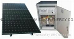 mini small home use solar system solar power system 550W