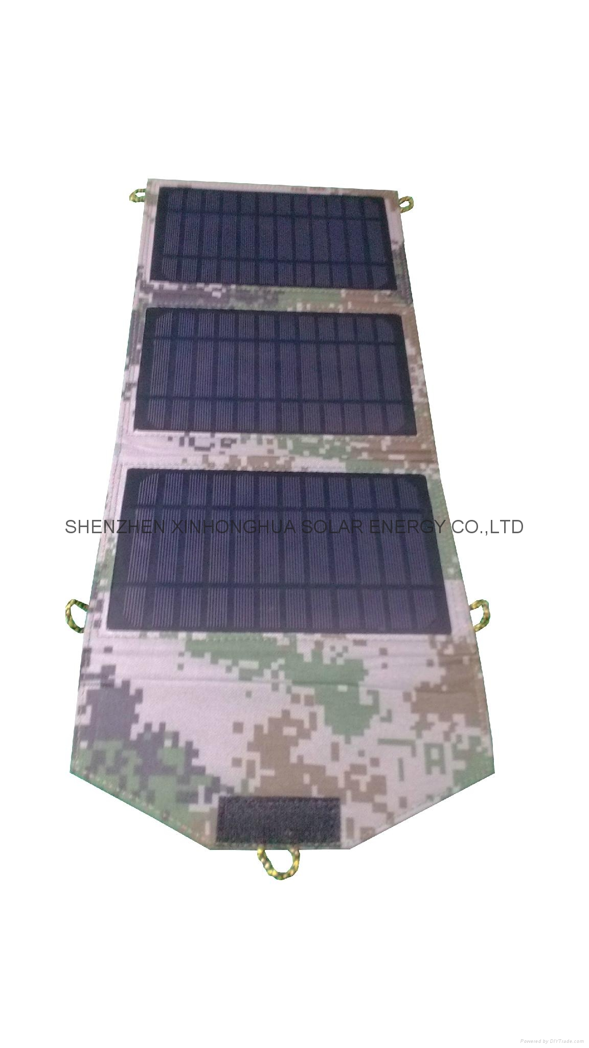 Shenzhen OEM 80W 100W folding portable solar charger solar panel  2