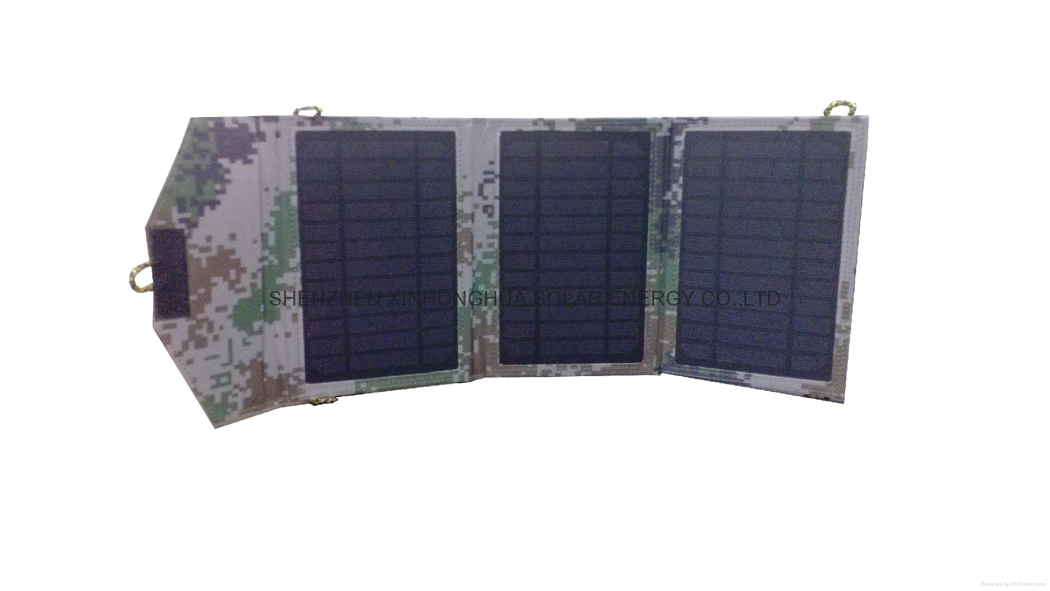Shenzhen OEM 80W 100W folding portable solar charger solar panel  4