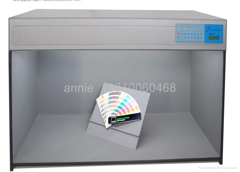 紡織印染專用color-8光源箱 4