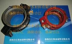 CDU型卡箍式柔性管接頭