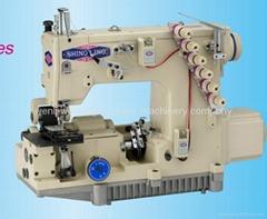 高速尼龙拉链专用缝合机