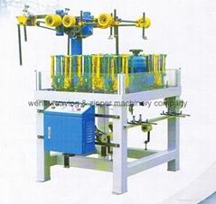 HIGH SPEED BRAIDING ROPE MACHINE