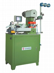 Auto Metal Zipper Gapping Machine