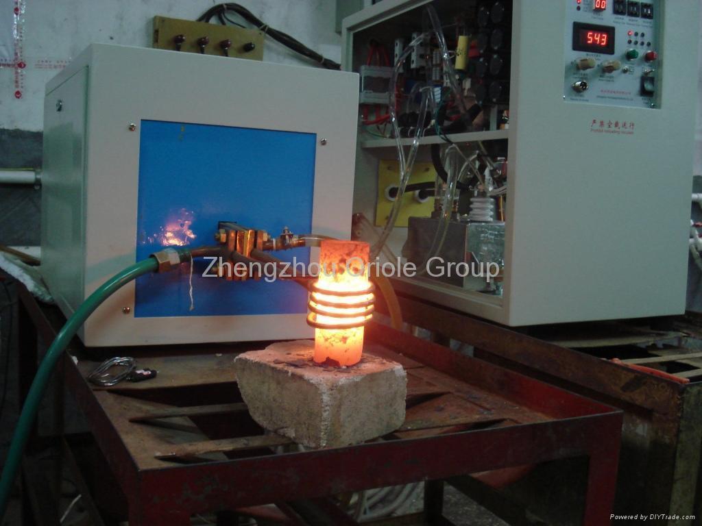 透热锻造炉  2