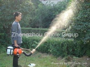 超低容量电动喷雾器 2