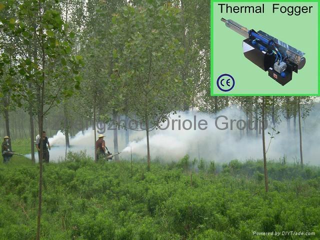 热烟雾机超低容量喷雾器 3