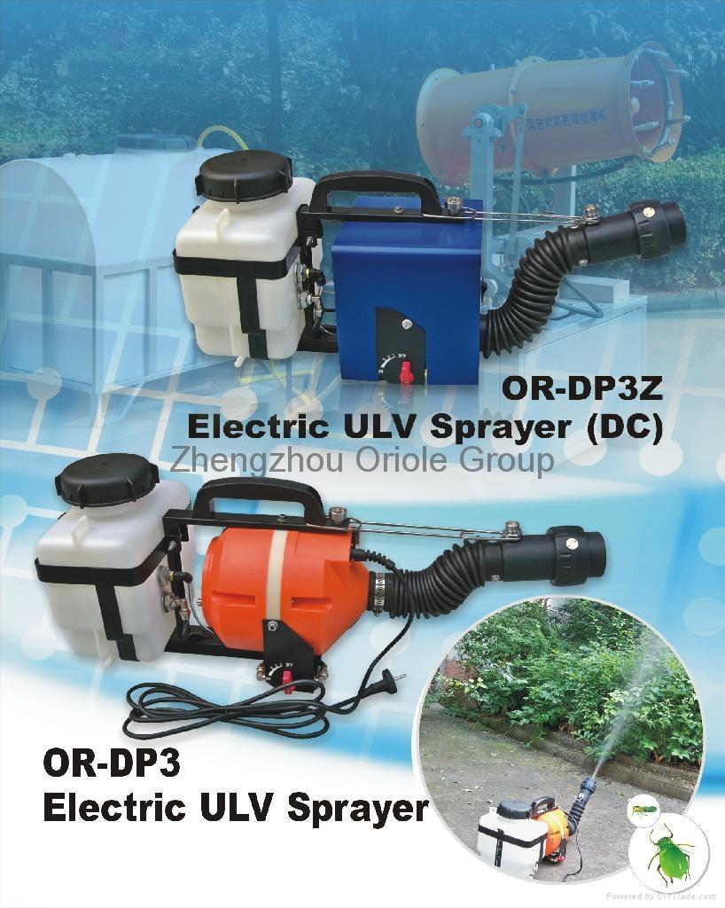 高端直流可充电锂电池超低容量喷雾器 3