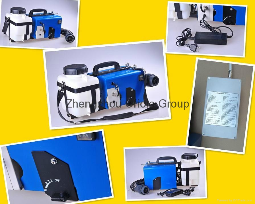 高端直流可充电锂电池超低容量喷雾器 1