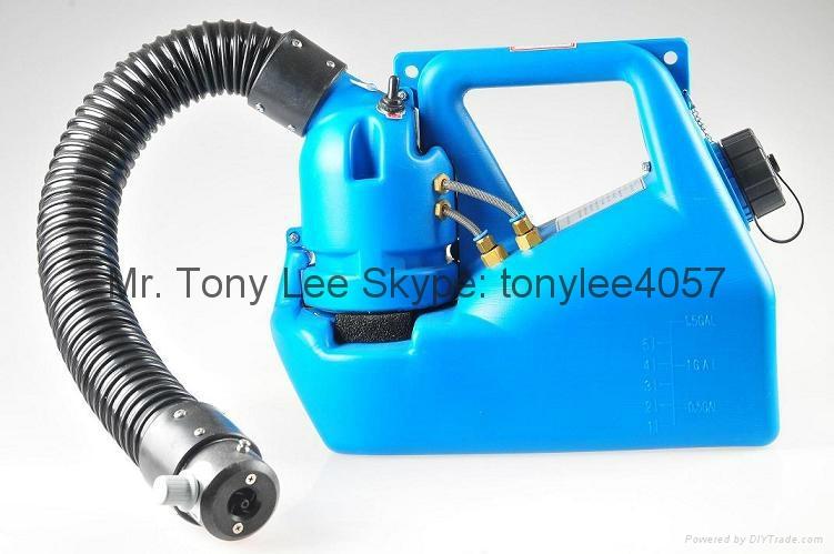 超低容量电动喷雾器 1