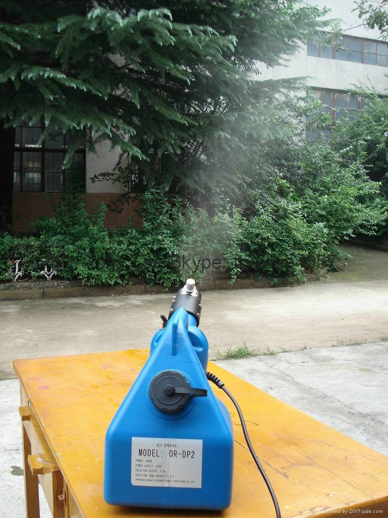 Misting Sprayer Mist blower Duster Chemical sprayer Mosquito killer Bug killer 4