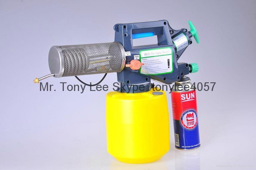 热烟雾机超低容量喷雾器 1
