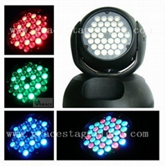 LED moving head wash 36pcs*1w or 3w