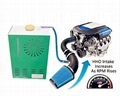 HHO gas generator fuel saver dry cell