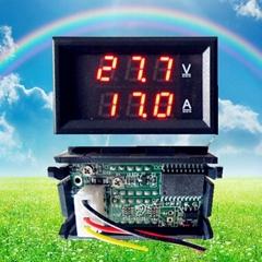 数显数字双显电压电路表