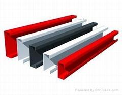 泛华镀锌C型钢冷弯C型钢C型钢规格C型钢生产线