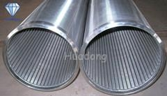 High Quality Stainless Steel Water Well Screen