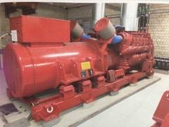 MTU Diesel Generator set  1750 KVA