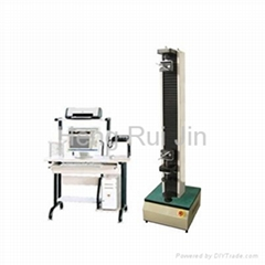 Microcomputer Controlled Electronic Universal Testing Machine (Single Arm Type)