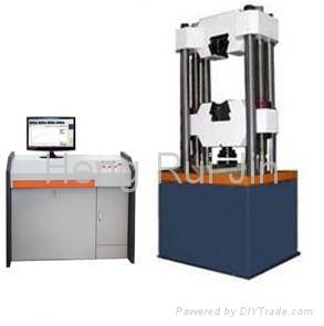 Computer Controlled Electro-hydraulic Servo Universal Testing Machine 1