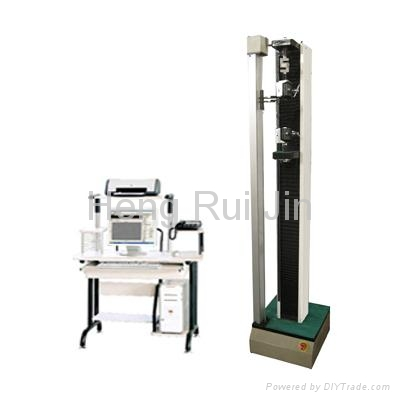 Microcomputer Controlled Electronic Universal Testing Machine (Single Arm Type) 2