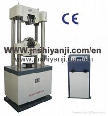 WES-100 Digital Electro-hydraulic  Universal Testing Machine